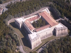 The Spanish fort.