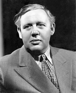 Director Charles Laughton in 1934