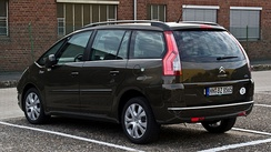 Citroën Grand C4 Picasso (Germany; facelift)