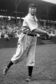 Cy Young, for whom the award is named