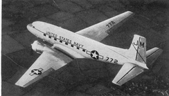 United States Navy R4D-8
