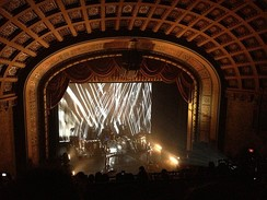 The XX performing at the Florida Theatre