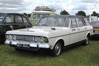 Ford Zodiac Mark IV estate conversion