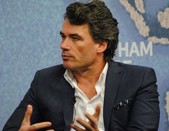 Former CEO Gavin Patterson at the 2016 Chatham House Corporate Leaders Series.