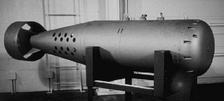 The Mk 101 Lulu was a US nuclear depth bomb operational from 1958-1972