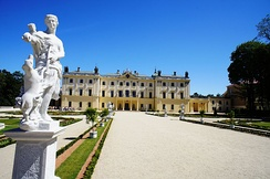 "Branicki Palace, also known as the ""Polish Versailles""."