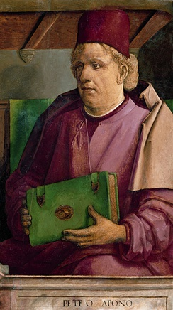 Pietro d'Abano, philosopher, doctor and astrologer