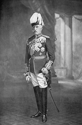 The Duke of Connaught, son of Queen Victoria, was Governor-General of Canada.