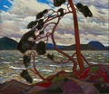 Tom Thomson, The West Wind, 1917.