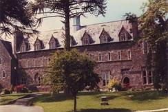Old College, Carmarthen