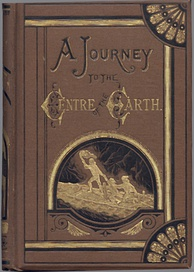 An early edition of the notorious Griffith & Farran adaptation of Journey to the Center of the Earth