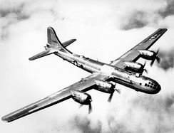 B-29 Superfortress as flown by the group