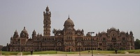Laxmi Vilas Palace in Vadodara, was commissioned by the Maharaja of Baroda State.