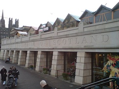 Private Bill Committees are set up to deal with the legislation required for major public sector infrastructure projects, such as the underground extensions to the National Gallery of Scotland in 2003.