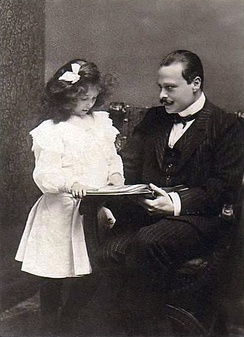 "Ernest was still devastated by the memory of his daughter's death thirty years later. ""My little Elisabeth,"" he wrote in his memoirs, ""was the sunshine of my life.""[2]"