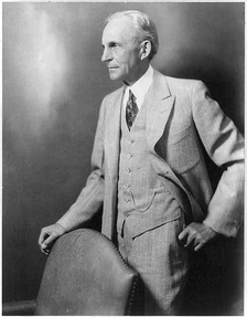 Henry Ford, 1934