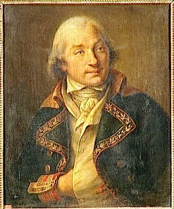 General Pichegru, leader of the royalist party