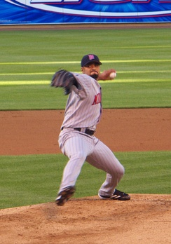 Johan Santana, two-time winner