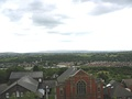 Kearsley looking east, taken from St Stephen's Church tower