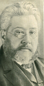 Charles Spurgeon later in life.