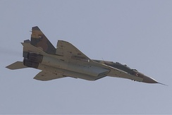 Sudanese Air Force MiG-29SE