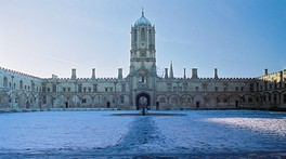 Christ Church, Oxford is part of the University of Oxford, which traces its foundations back to c. 1096