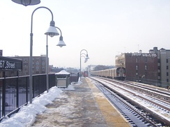 167th Street station on the IRT Jerome Avenue Line