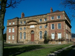 Kirkleatham Free School of 1709, now Kirkleatham Old Hall Museum