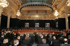 The 2008 Bucharest summit of NATO