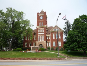 Dickinson County Courthouse