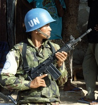 Nepal is one of the major contributors to UN peacekeeping missions.