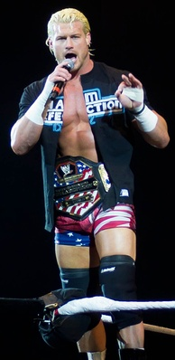 Ziggler as United States Champion in November 2011