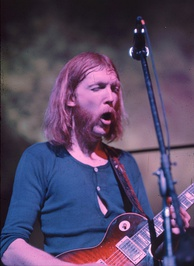 Duane Allman on the Fillmore East's final weekend[12]