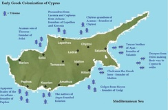 Early Greek colonisation of Cyprus