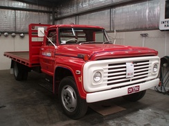 Early 1970s Ford F600/F700