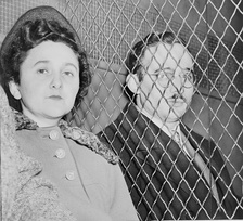 March 29: The Rosenbergs sentenced to death.