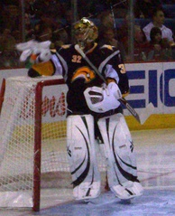 Mikael Tellqvist was acquired by the Sabres on March 4, 2009. He was their backup goaltender for the remainder of the 2008–09 season.