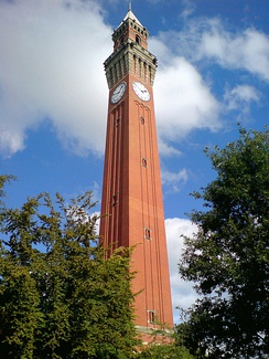 Old Joe, the university's clock tower, remains the tallest freestanding clock tower in the world