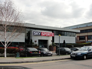 Sky 7, soon to be demolished