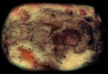 Altamira Cave paintings, made by Cro-Magnons.[28]