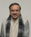 The Leader of Opposition, BThe Union Minister for Chemicals and Fertilizers, Shri Ananthkumar, in New Delhi on January 08, 2015 (cropped).jpg