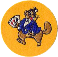 World War II 125th Liaison Squadron patch
