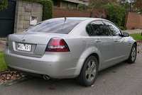 VE Commodore SS V sedan