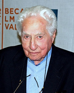 Schulberg at the 2007 Tribeca Film Festival.