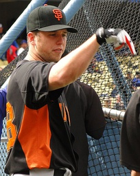 Buster Posey played shortstop and catcher for the 2006 & 2007 back-to-back CCBL champion Y-D Red Sox