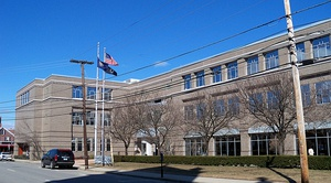 Hillsborough County Courthouse in Nashua