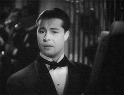 Ameche in the 1938 film Alexander's Ragtime Band