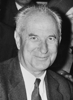 Gaston Defferre served as Mayor of Marseille from 1953 to 1986.