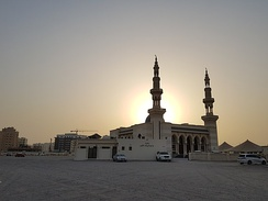 Grand Mosque Al warqa