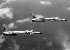VF-33 Tigers from USS Intrepid in 1959